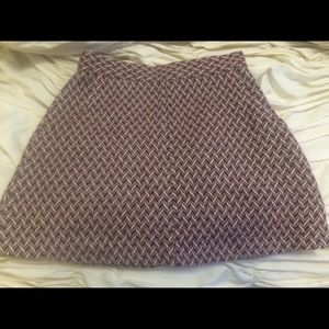 Adorable wool Skater Skirt! NWOT!!